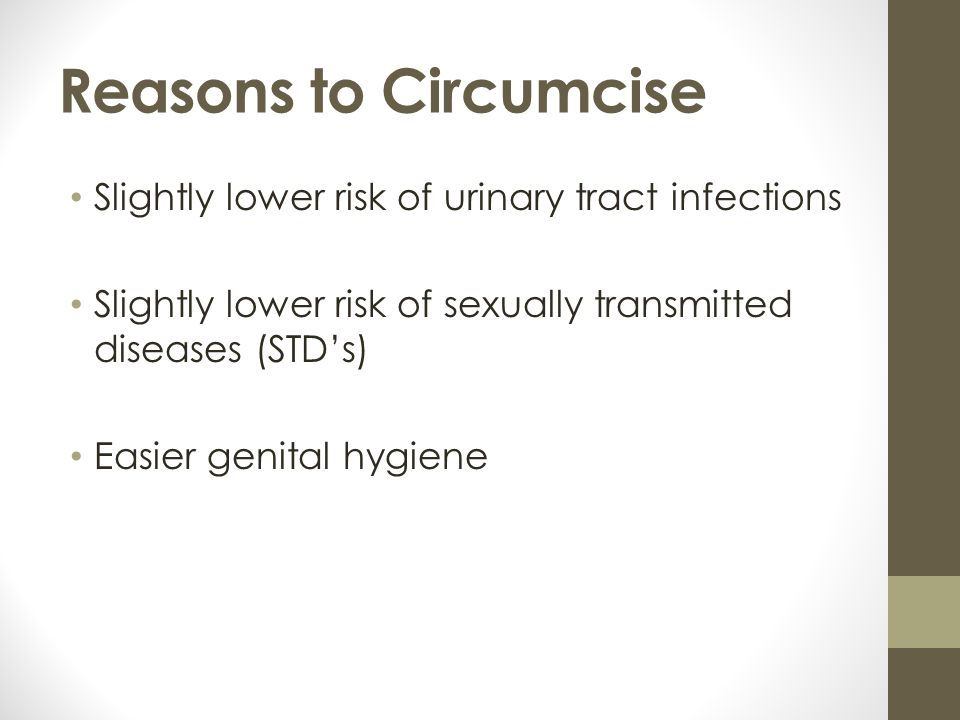 Urine Infection Sexually Transmitted