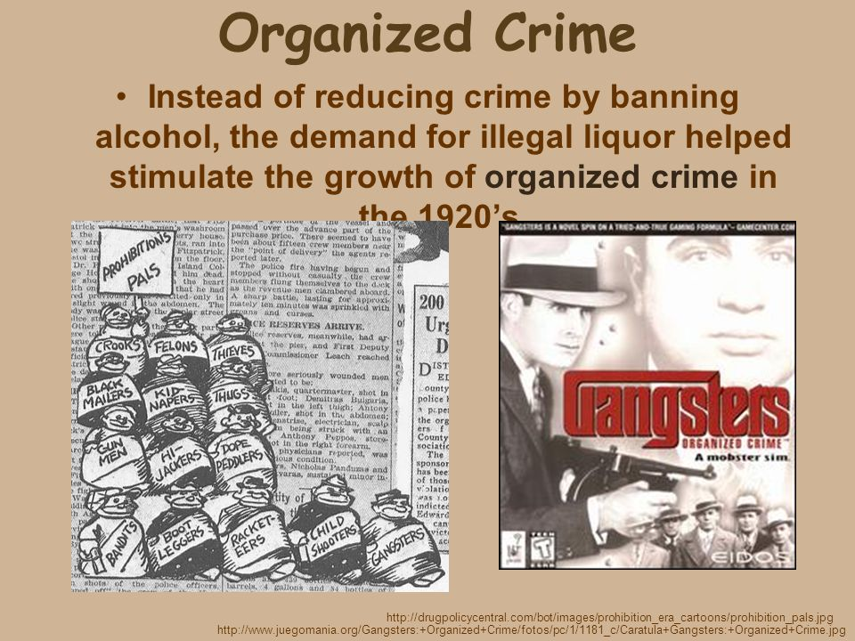 what are the various theories of organized crime What are the various theories of organized crime how does organizational theory help us understand the phenomenon of organized crime slideshare uses cookies to improve functionality and performance, and to provide you with relevant advertising.
