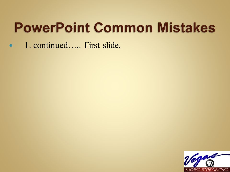 powerpoint how to show one point at a time