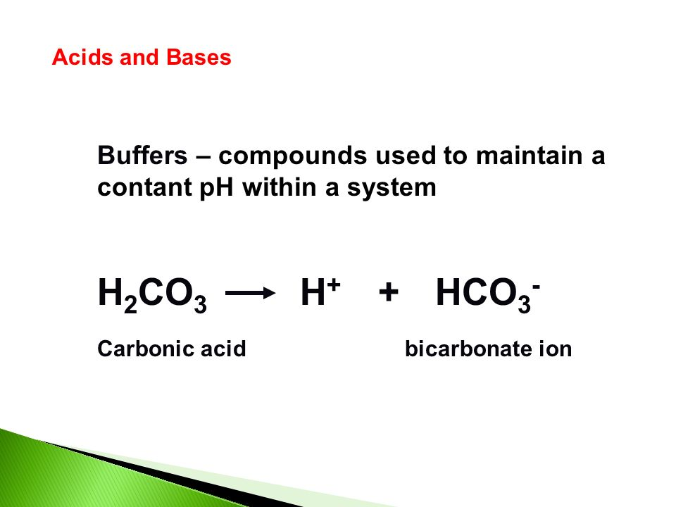acids bases buffers Buffered solutions, or simply buffers, have the property that when an acid or base is added to them, their ph changes very little how can this be to answer this.