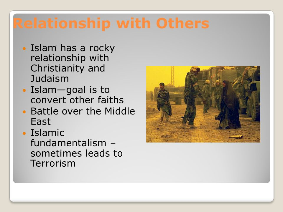 the close relations between judaism christianity and islam Islam vs christianity  quick overview of the similarities and differences between islam & christianity   judaism, christianity and islam - by abdal hakim murad.
