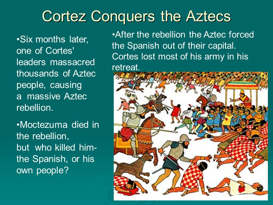the aztecs the lost people of During the conquest of the aztec empire (1519-1521) the spanish conquistadors amassed - and lost - a vast fortune.