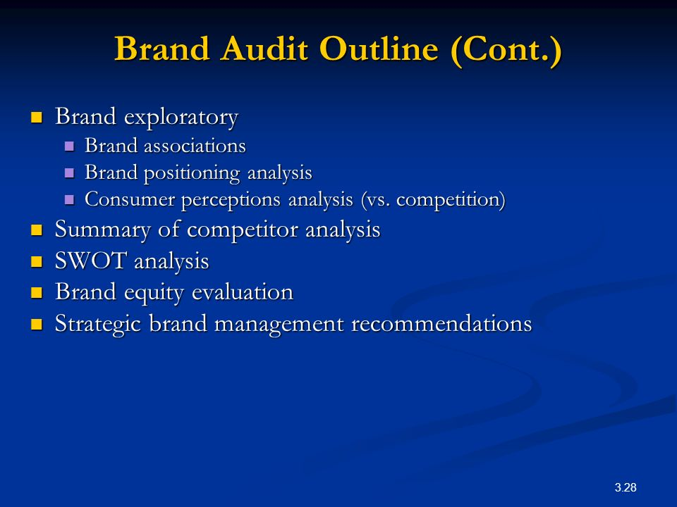 an overview of the problems of brand management and brand equity How consistent are your marketing messages about your brand use the brand report card,  brand-equity-management  brand illustrates the kinds of problems .