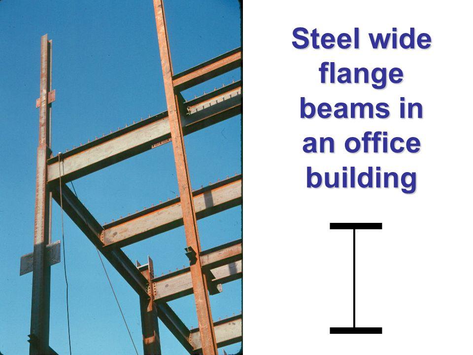 Wide Flange Fireproof : Design of bending members in steel ppt video online download