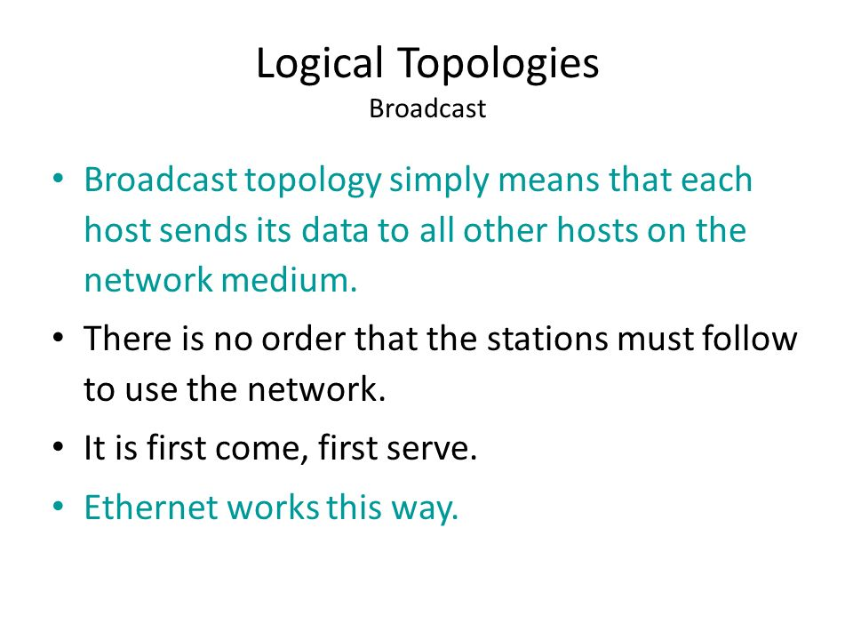 Chapter2 Networking Fundamentals - ppt video online download