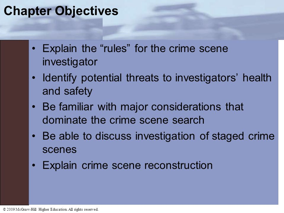 what are the systematic search procedures of a crime scene Explain the steps taken to thoroughly record a crime scene 3 describe the proper procedures for conducting the systematic search of a crime scene for physical evidence.