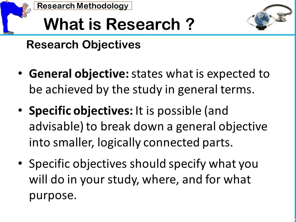 research methodology objectives 67 iii objectives and methodology this section includes descriptions of the specific objectives and methods for: (1) the study sample selection, (2) the easement.