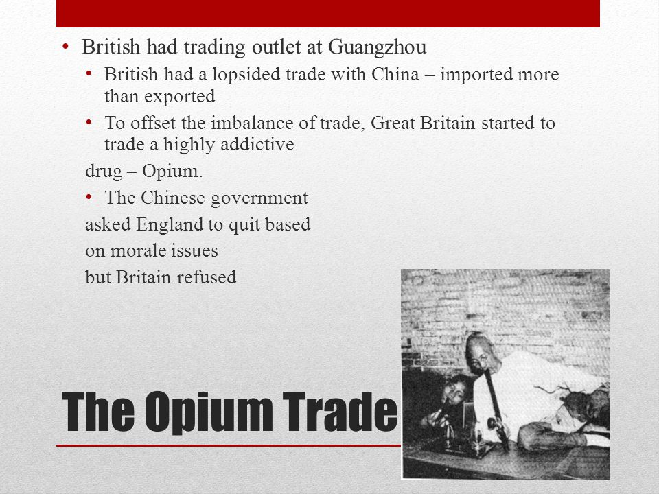 The Decline of the Qing Dynasty 19th century