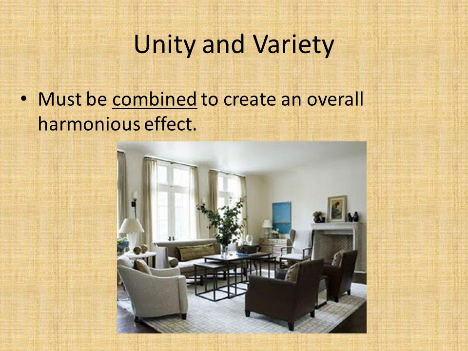 76+ [ Unity Interior Design Definition ] - Principles Of ...