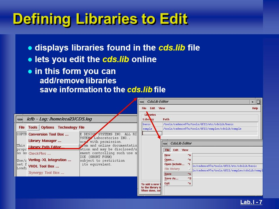 how to add cellmap file in cadence layout