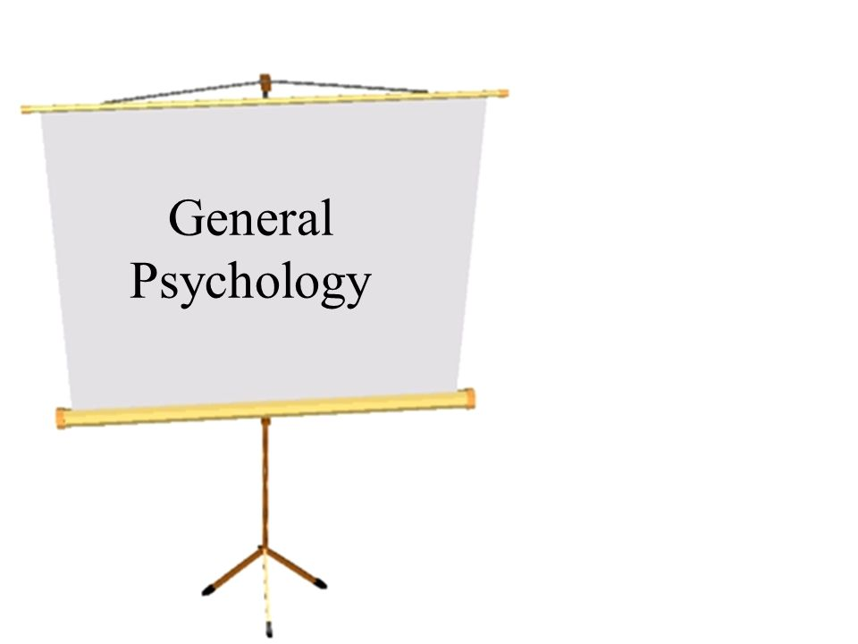 general psychology General psychology - a series of modern psychology lectures discussing the areas of information processing, motivation, developmental processes, and much more.