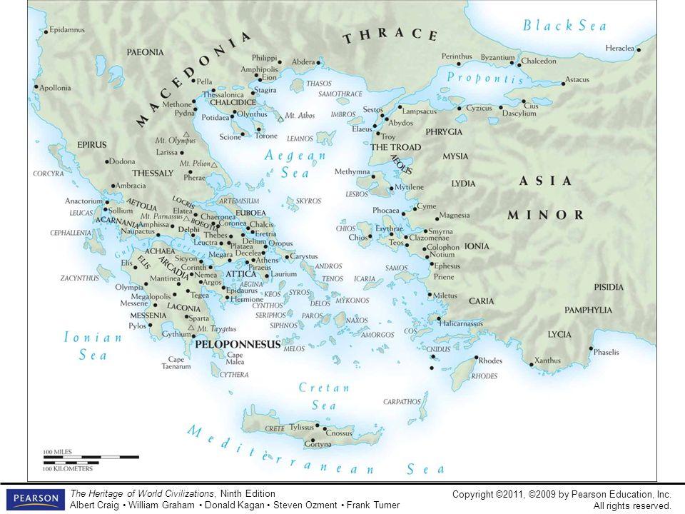Greek And Hellenistic Civilization Ppt Video Online Download - Greek colonization archaic period map