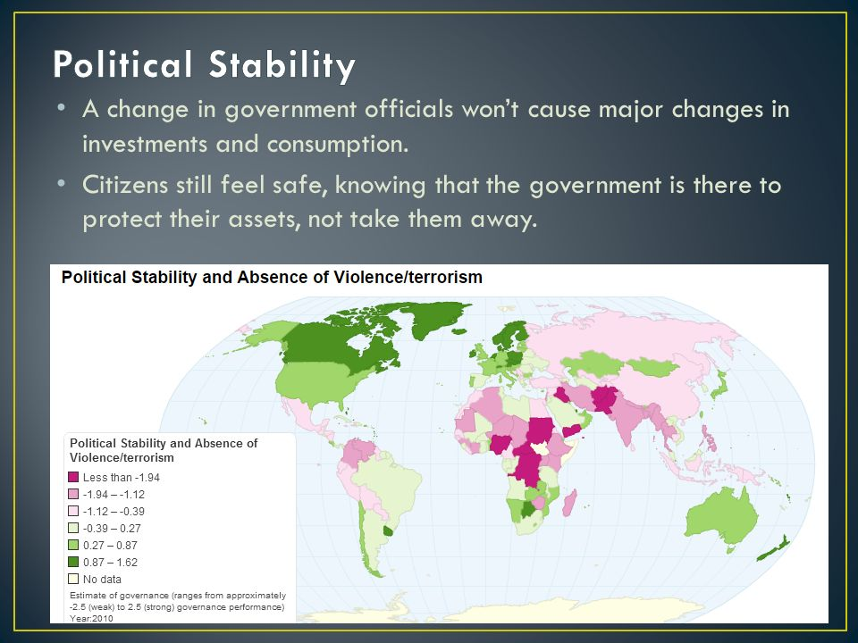 political stability of germany 2018-6-9  the us election: the value of political stability you are here  whereas germany, france, italy, russia and china have cultures that.