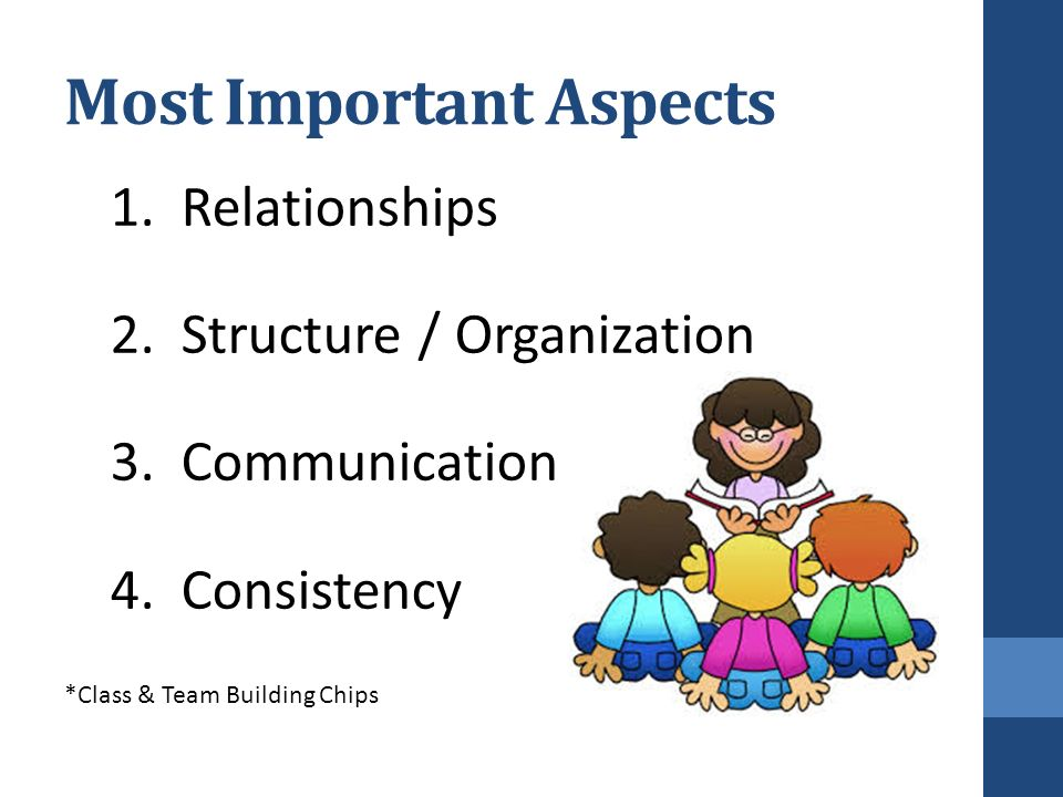 most important aspects of the counseling relationship