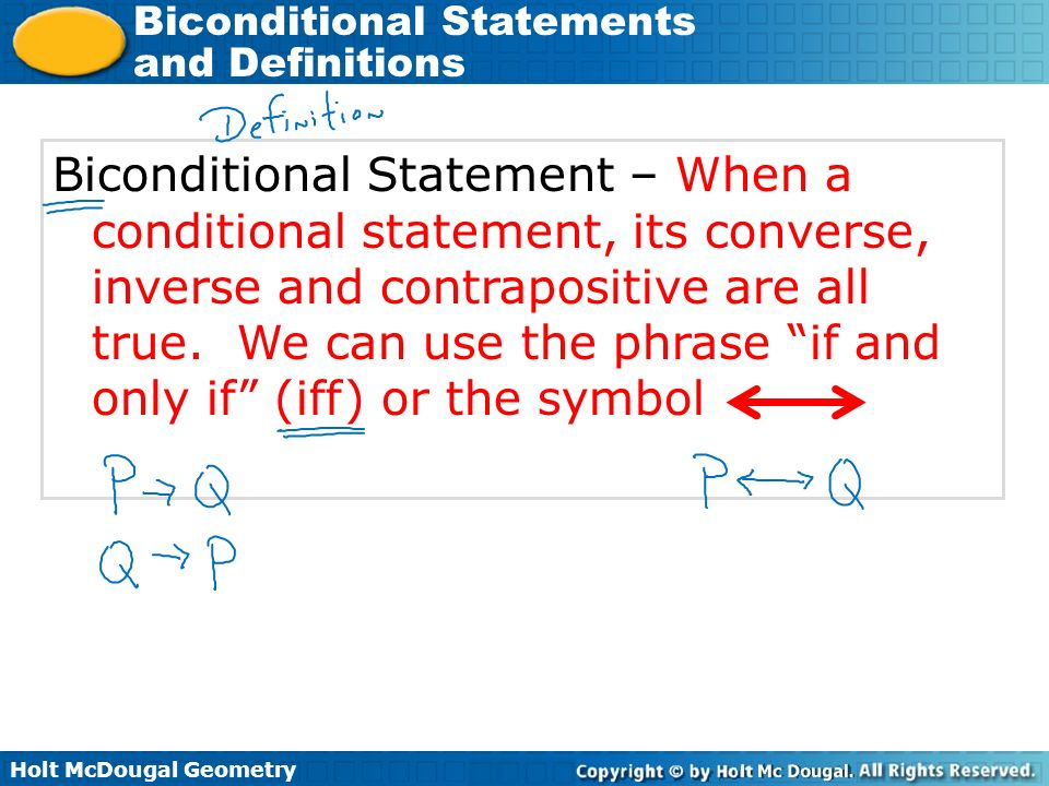 Monday August 19th Logic and Conditional Statements ppt download – Converse Inverse Contrapositive Worksheet