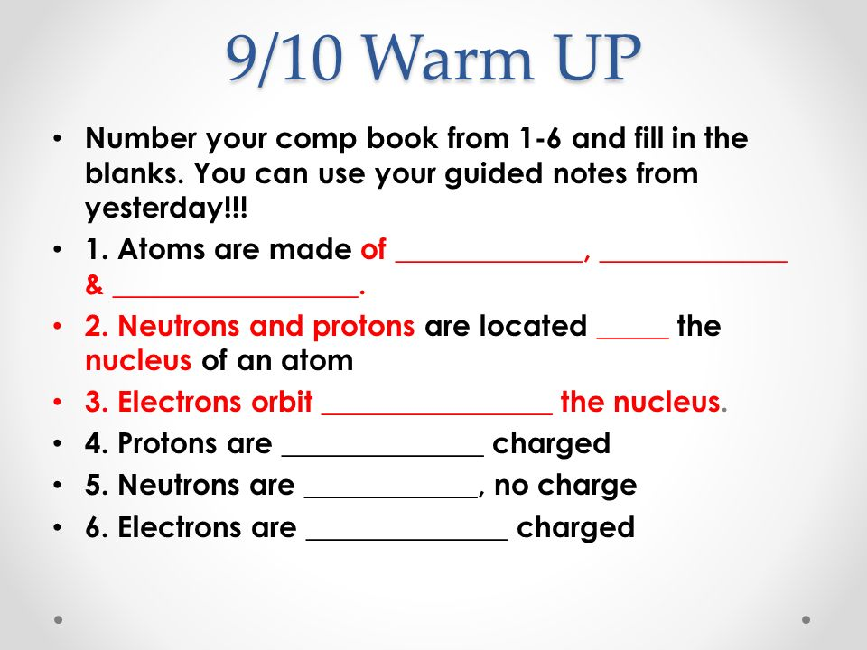 Number 10 Can Warmer ~ Matter atoms and elements review ppt video online download