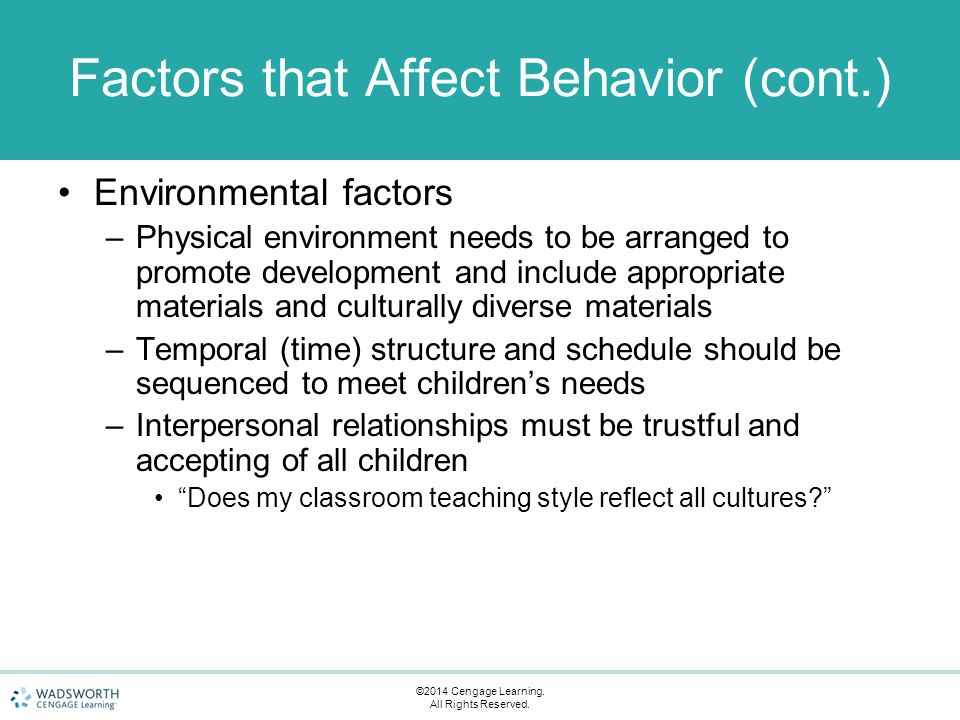 factors affecting learning styles pdf