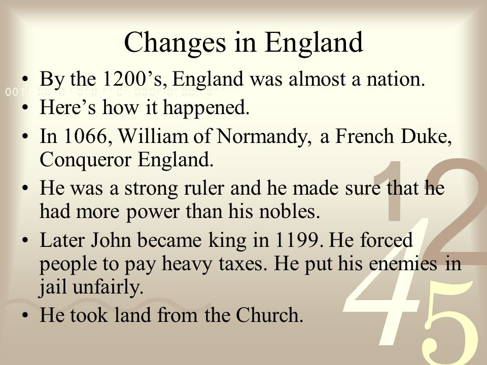 the new laws of william the conqueror king of the english Norman kings of england: william i the conqueror – the norman conquest   from normandy by edward the confessor) a new official, the justiciar (in  in the  evolution of the canon law of the church and the common law as.