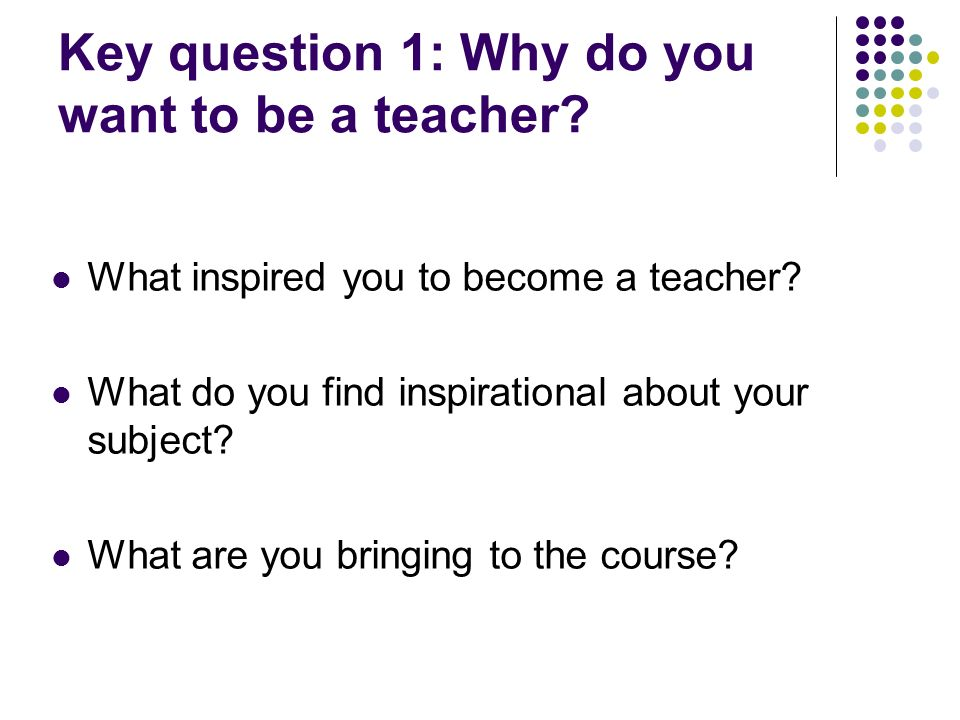 write an essay on why you want to be a teacher Why do you want to be a _____ this is a hard essay to write we limit students to a total of two visits to discuss application essays and personal.