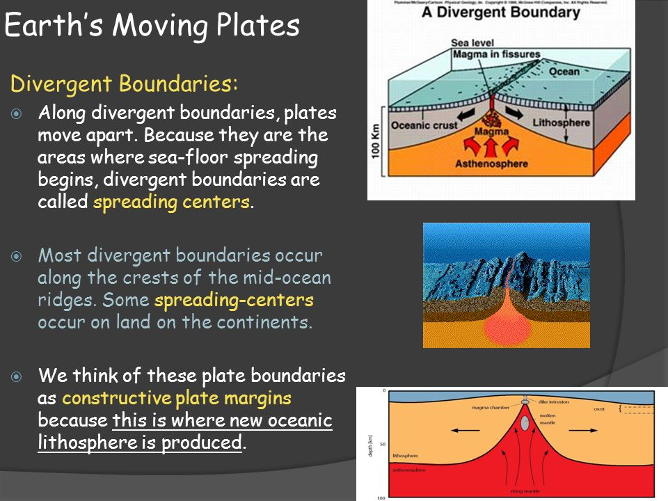 Earth Science 9.3 Theory Tectonic Plates - ppt video online download