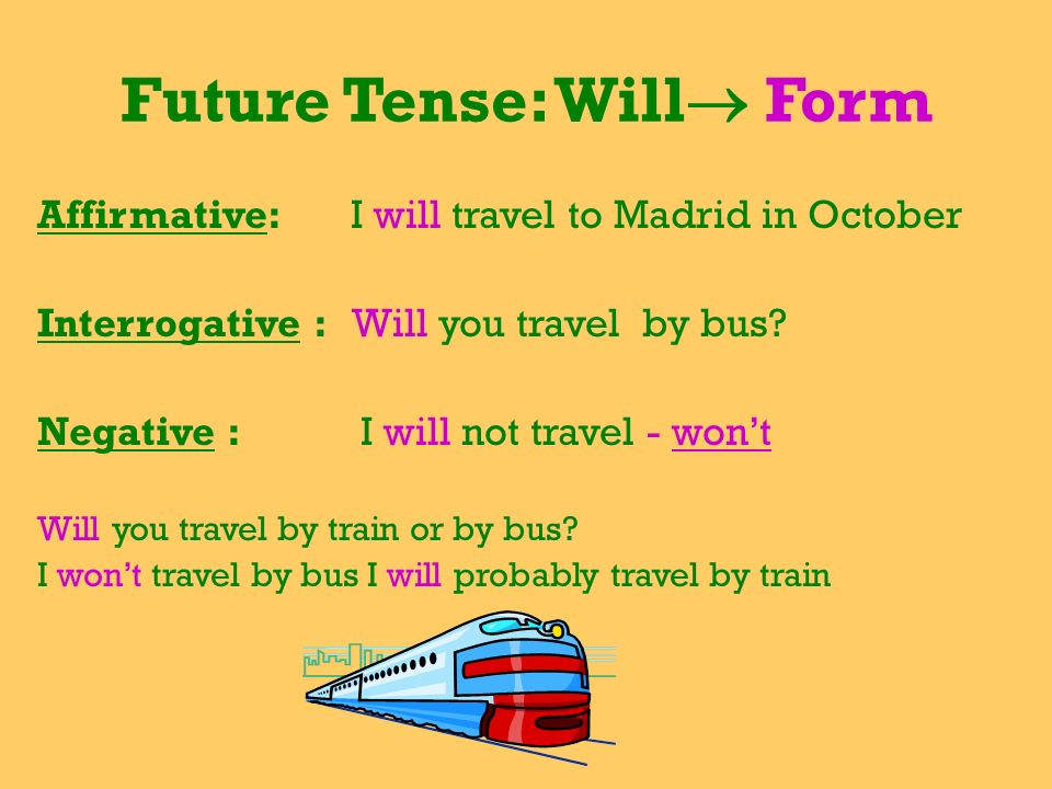 Future Tenses Will  Going To  Ppt Video Online Download