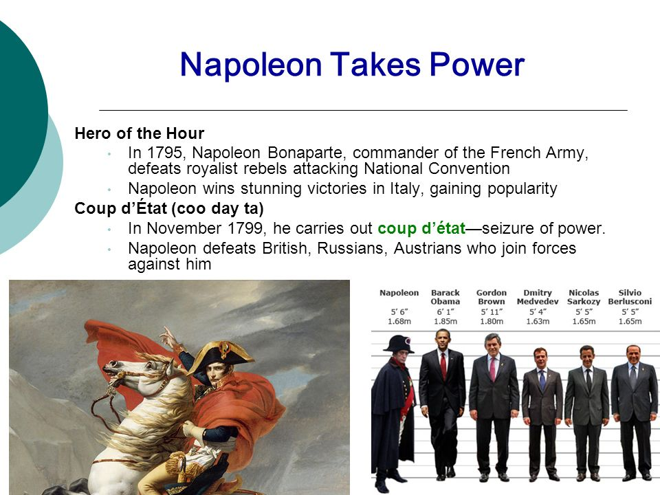 is napoleon a hero The french revolution timeline - napoleon: hero or villain defender of the republic military genius the national convention of france bring back the.