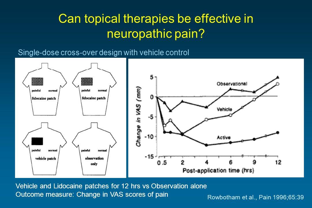 Mexiletine Neuropathic Pain