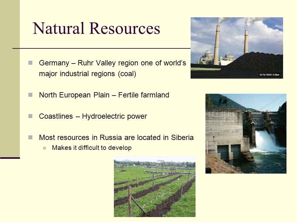 Why Are Russia S Natural Resources Difficult To Use