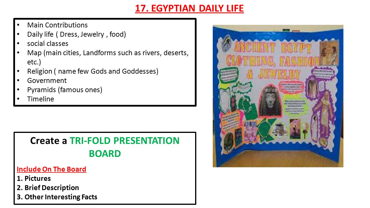 EGYPTIAN DAILY LIFE Main Contributions Daily Life Dress - Map of egypt landforms
