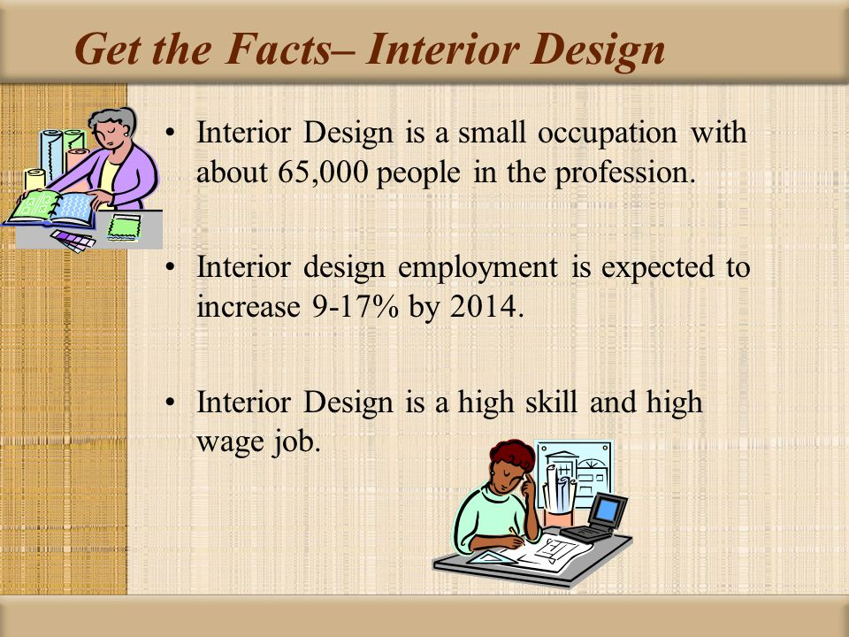 Interior Design Facts - Interior Design