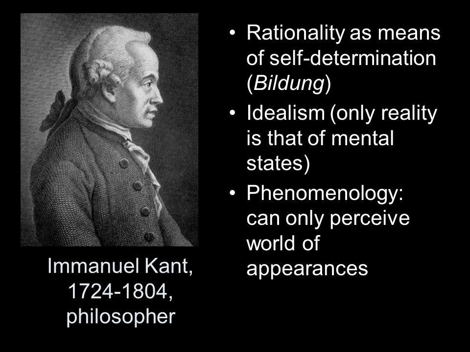 Immanuel Kant, 1724-1804, philosopher