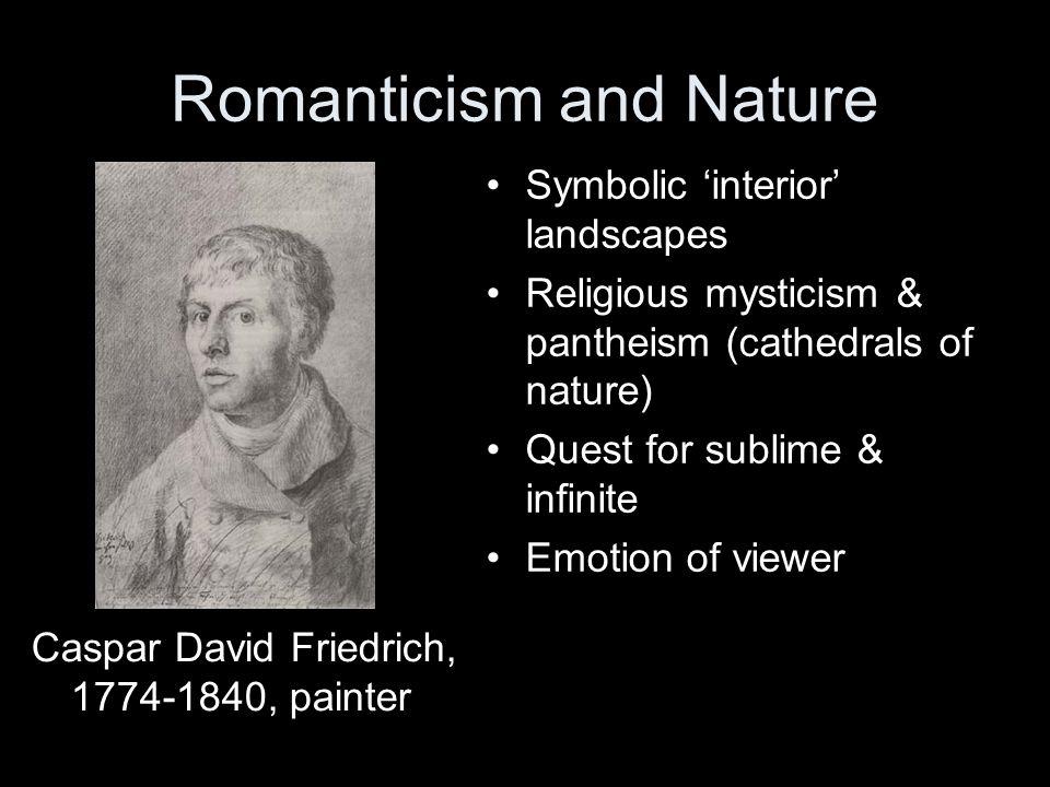 Romanticism and Nature