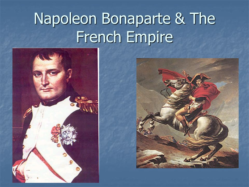 how was napoleon bonaparte a good and bad leader Was napoleon a good or bad leader essay bad leader versus good leader 25 interesting things you didn't know about napoleon bonaparte.