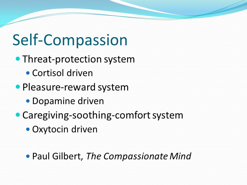 Brain care the neuroscience of self care ppt download for Self security system