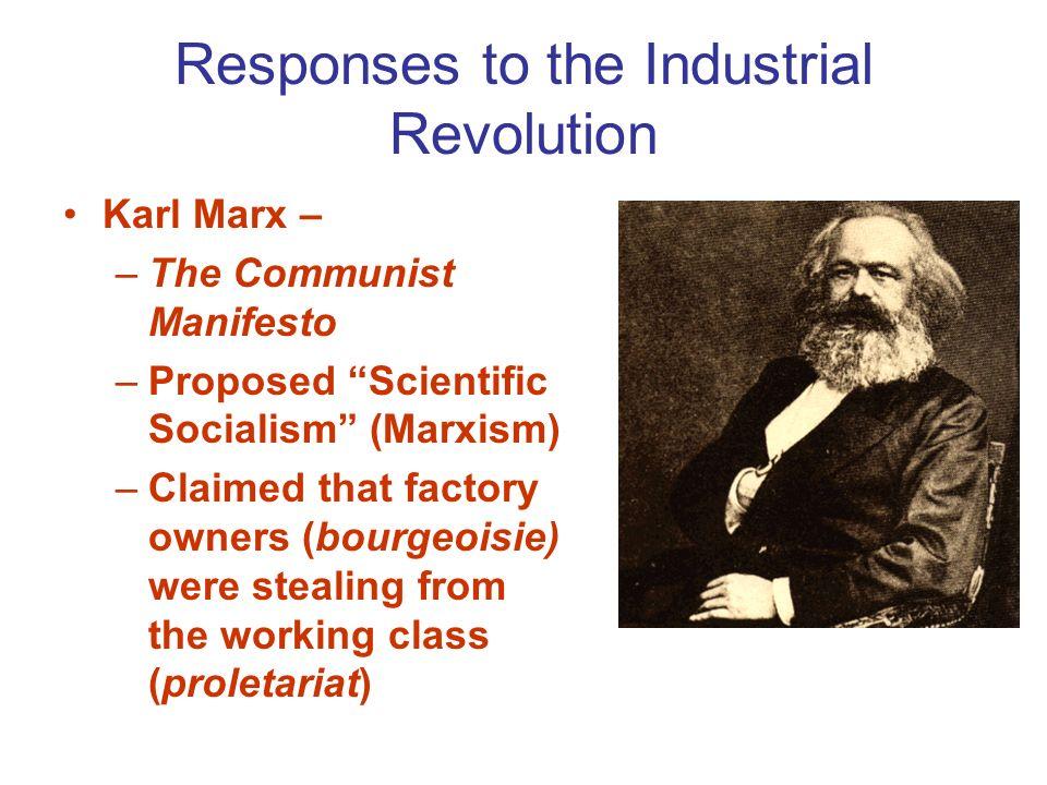 essay karl marx and history