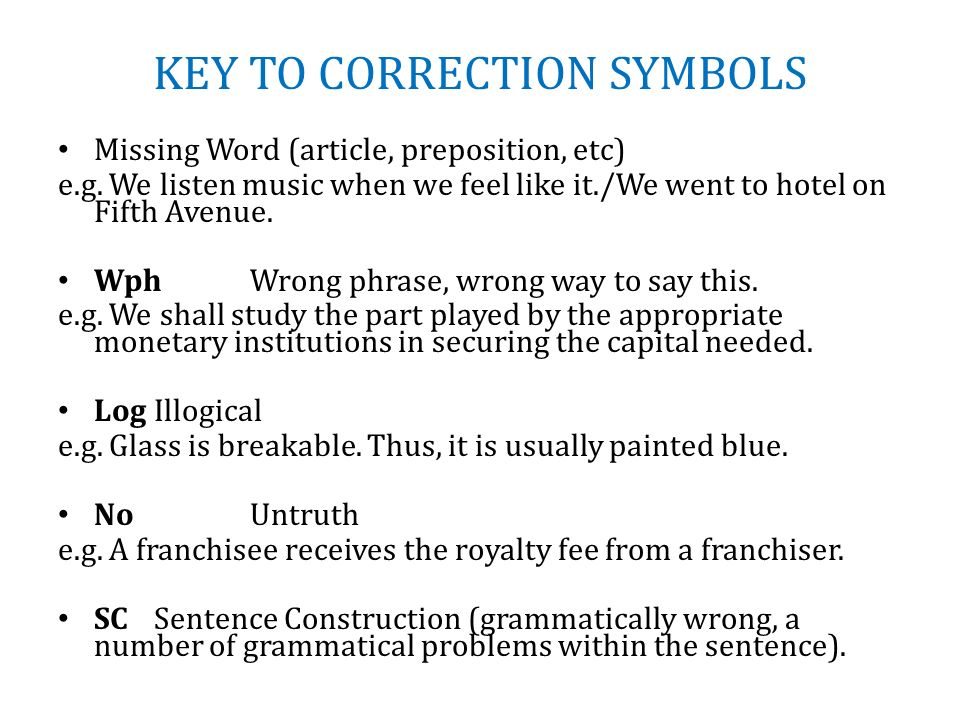 essay english correction We provide quality essay correction with grammar check  all members of our  team, english is a native language, so we can check your essay in a proper way.