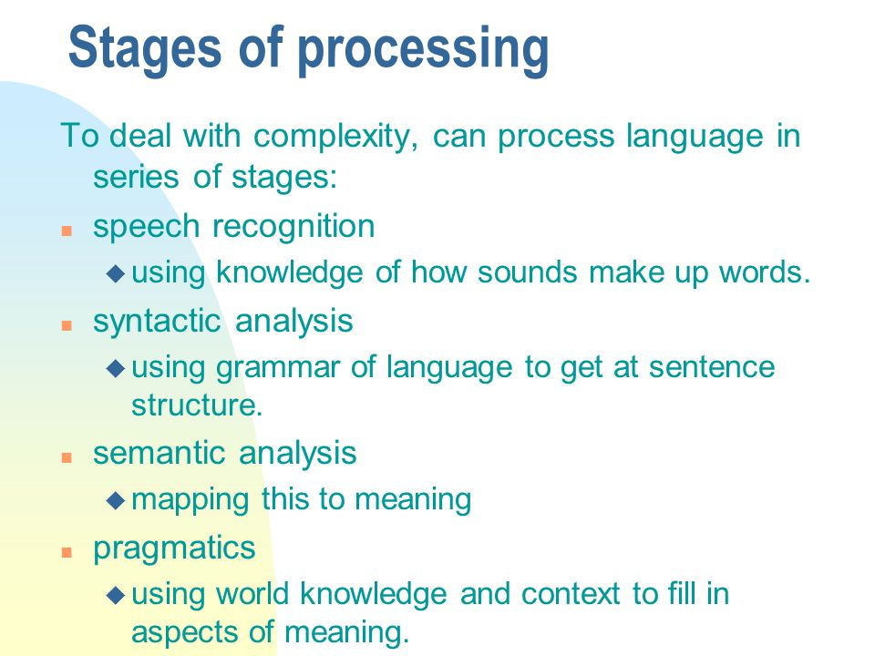 artificial intelligence for speech recognition essay Research paper on artificial intelligence for speech related post of research paper on artificial intelligence for speech recognition essay lan su chinese.