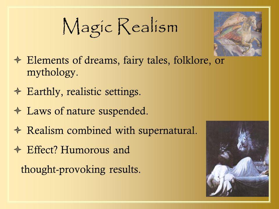 magical realism essays