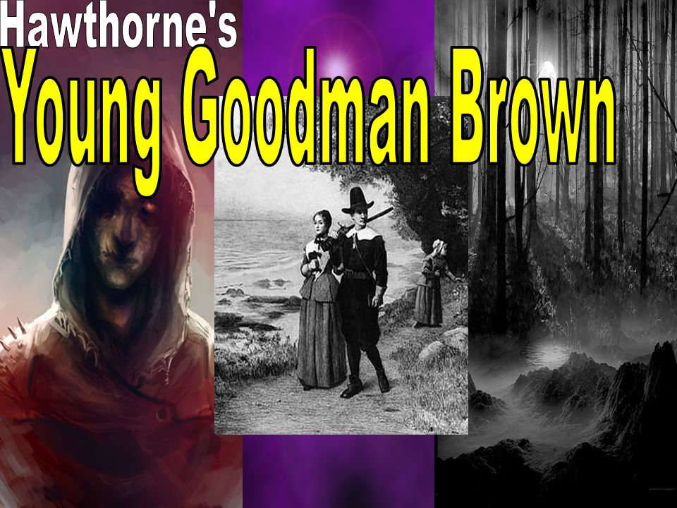 new criticism of young goodman brown