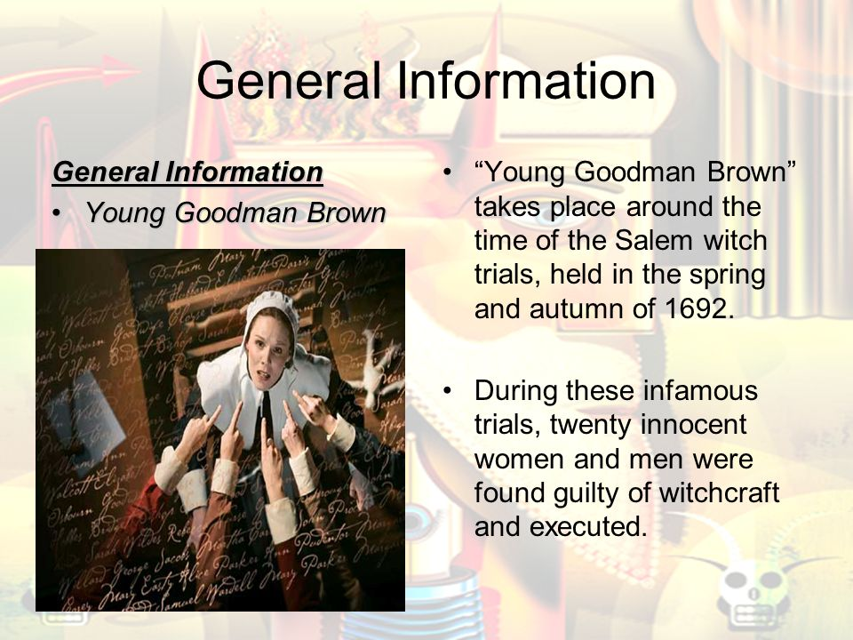 the desire and repression of goodman brown english literature essay Young goodman brown young goodman brown - essay outline introduction: young goodman brown by nathaniel hawthorne utilizes the tools of  and surreal in young goodman brown young goodman brown is a short story that has remained a significant piece of american literature.