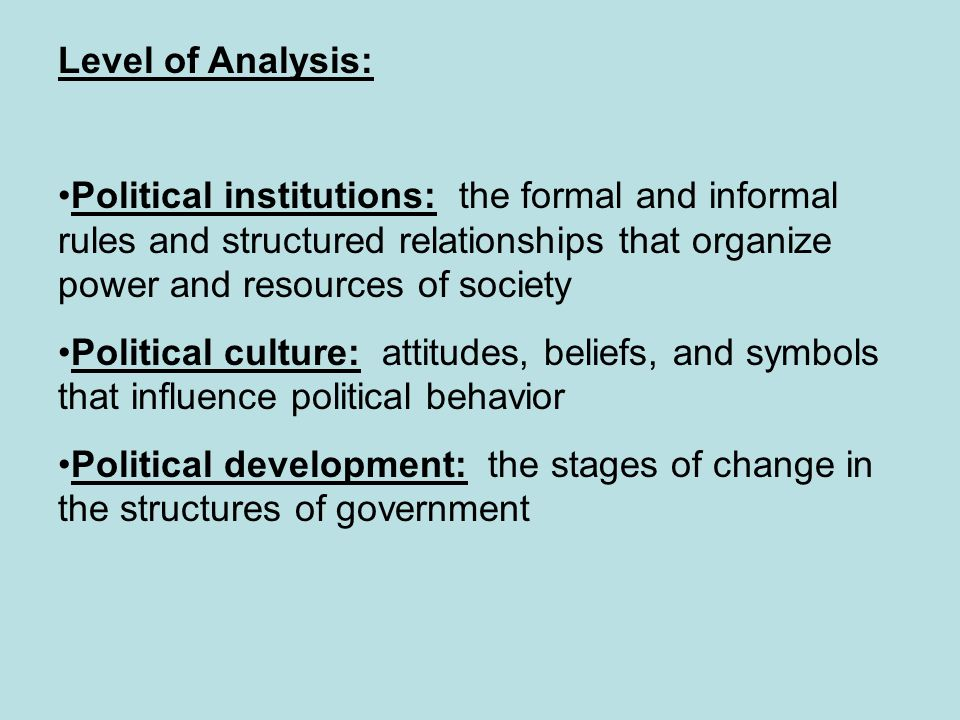 an analysis of the politics in the united states The politics of climate  people in both political parties express deep distrust of elected officials,  issues, attitudes and trends shaping the world it conducts public opinion polling, demographic research, media content analysis and other empirical social science research pew research center does not take policy positions.