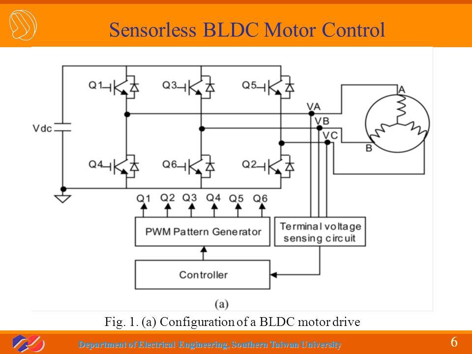 Student hsin feng tu professor ming shyan wang date for Sensorless bldc motor control