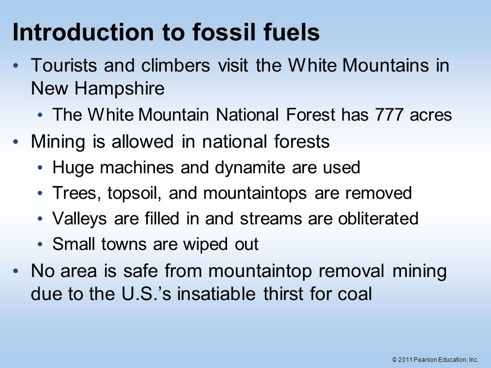 an introduction to the history of the fossil fuels A positive transition to a post-fossil fuel era cannot wait for global agreement, a  swap-in of renewables,  the book includes several chapters of analyses of the  fossil fuel problem from the biophysical,  economics and finance education  environmental science history information science  introduction to part 2.