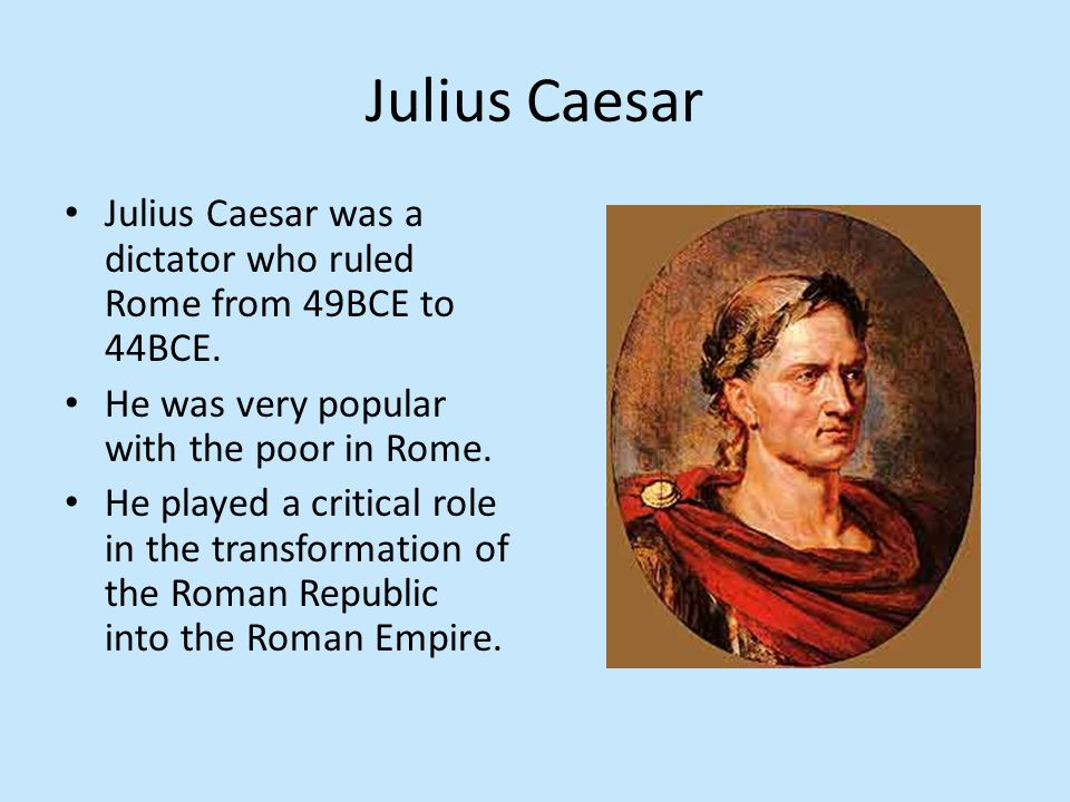 role supernatural julius caesar Caesar's ghost turns up to annoy brutus before the battle at philippi.