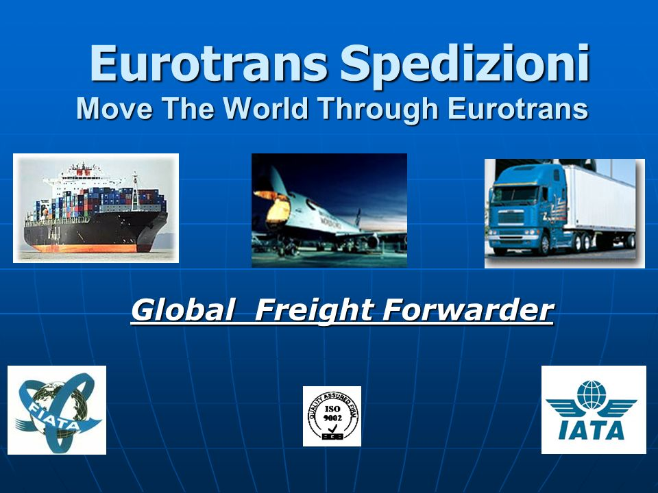 Move The World Through Eurotrans