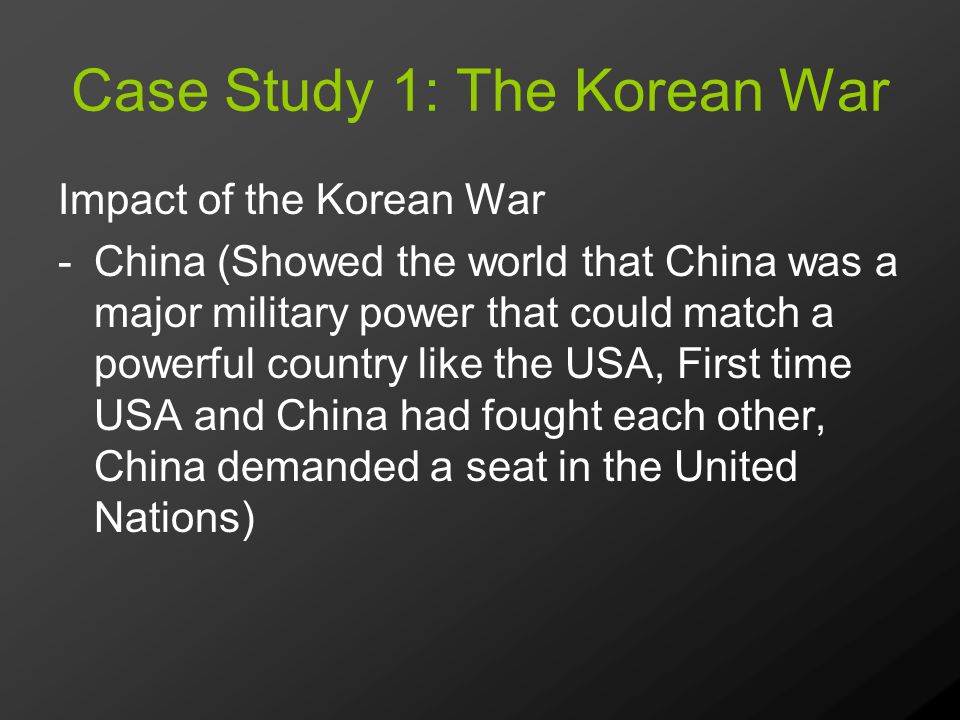 effects of the korean war on Effects of the korean war on social structures of the republic of korea eui hang shin professor of sociology university of south carolina effects of the korean war on.