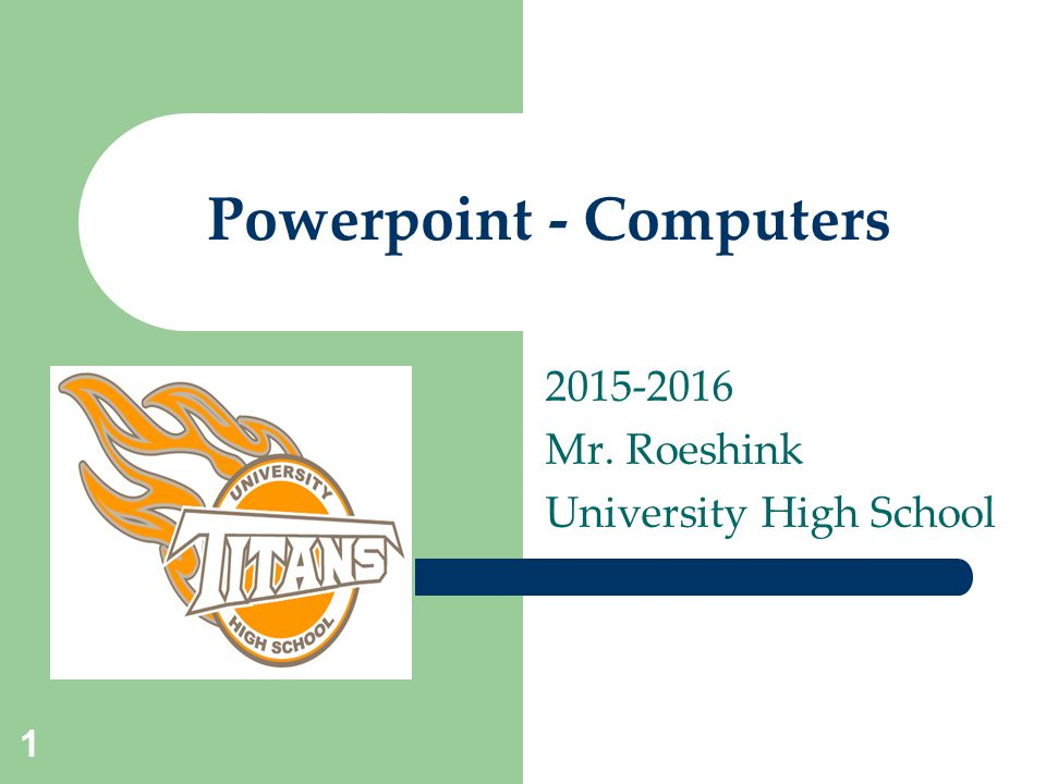 powerpoint computers