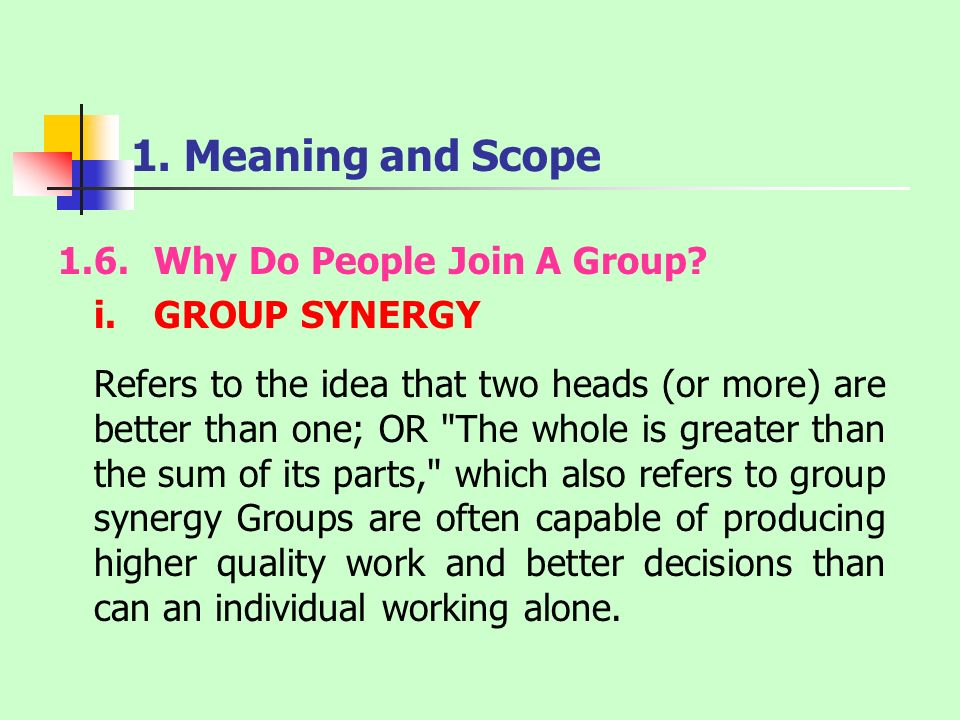 working in group better than working alone 328 quotes have been tagged as teamwork:  , cooperation-and-attitude, group-work, power  , eragon, harry-potter, one-is-better-than-two, teamwork.