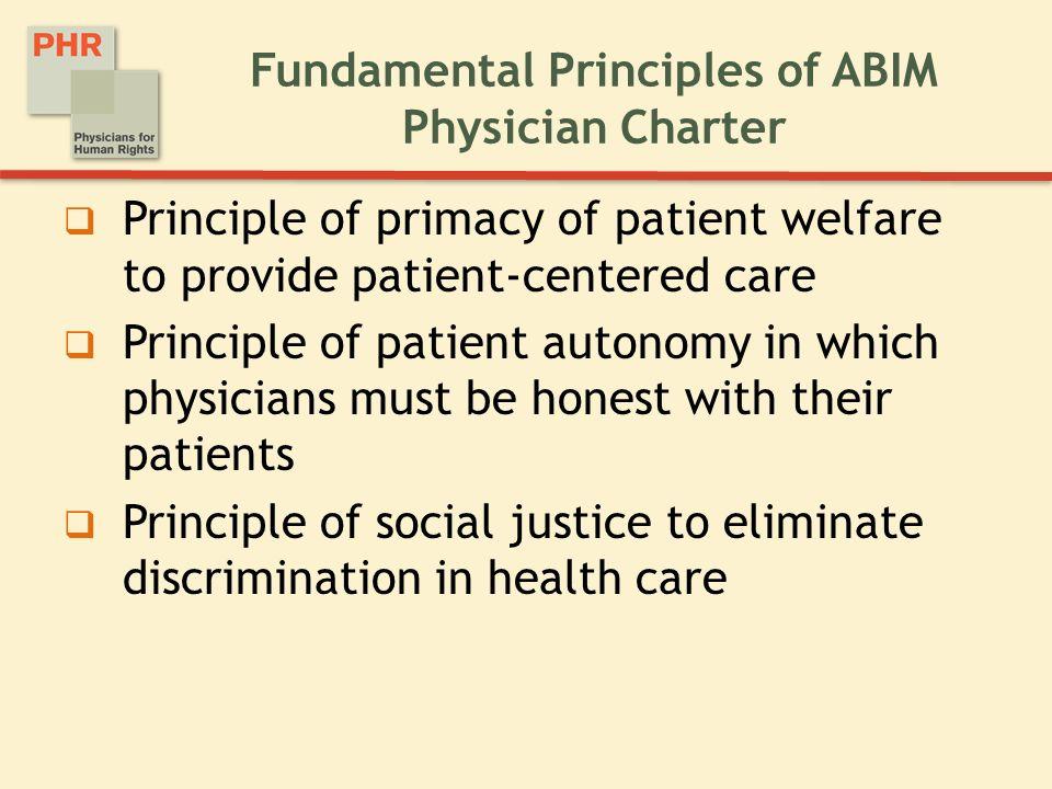 principles of social justice pdf
