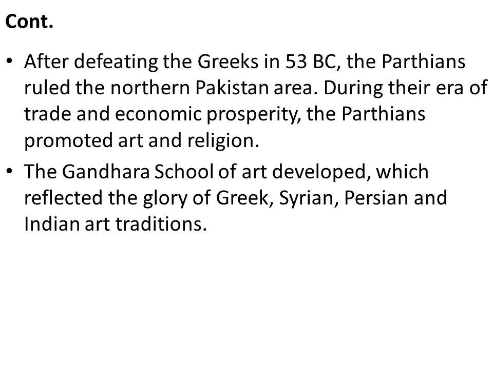 gandhara school of art